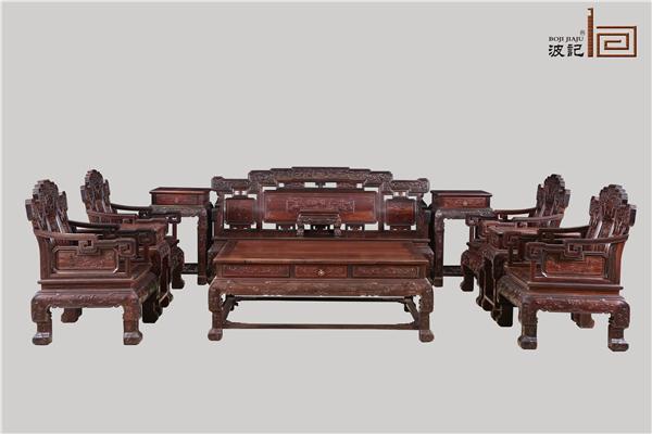 广东明清古典高端艺术红木美吗?